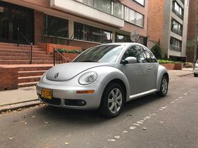 Volkswagen New Beetle 2.0 Gris Plata
