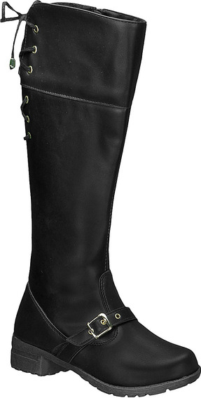 Bota Montaria Feminina Over The Knee Infantil