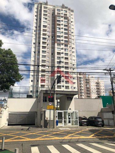 Apartamento Com 2 Dorms, Centro, São Caetano Do Sul - R$ 553 Mil, Cod: 1646 - V1646