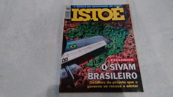 Revista Isto É 1372 Sivam Brasil Aeronave Política K825