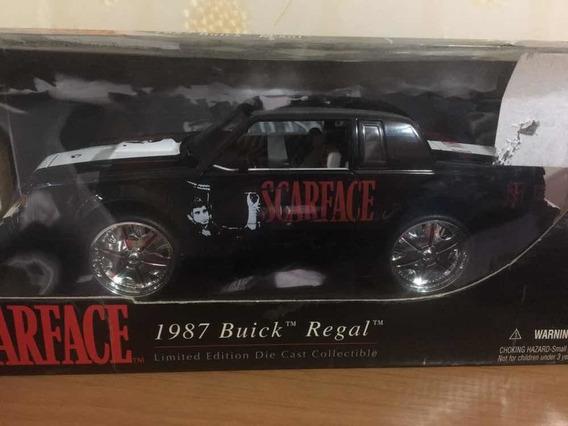 Buick Regal 1987 Jada Toys Scarface