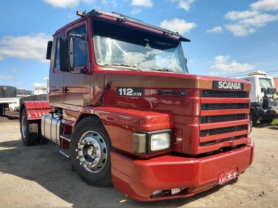 Scania 112hw 4x2, Perfeito Estado