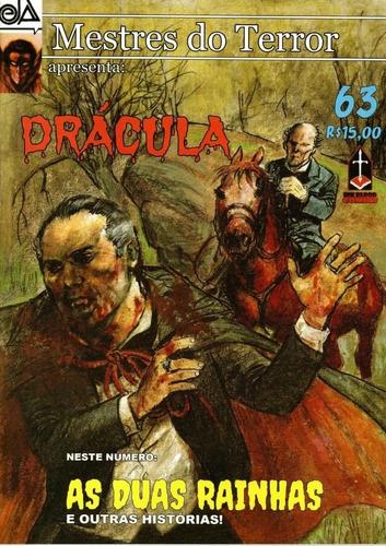 Imagem 1 de 1 de Mestres Do Terror - Diversos Numeros - Ink&blood - Bonellihq
