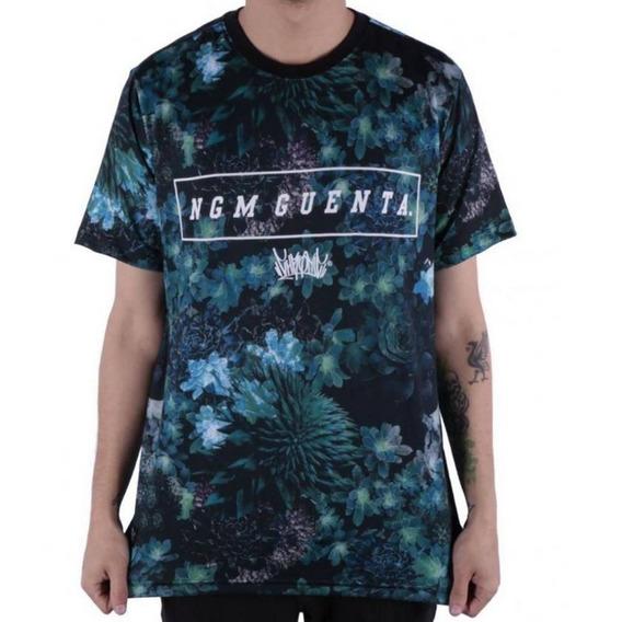 Camiseta Chronic De Flores