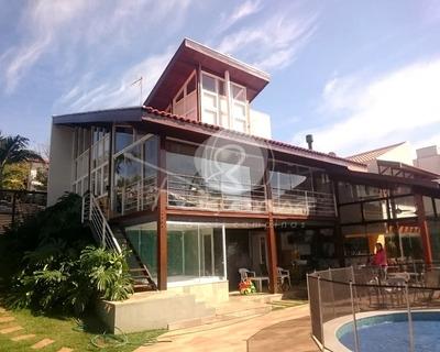 Casa Para Venda Em Condomínio Fechado Em Campinas - Imobiliária Em Campinas - Ca00523 - 32592815