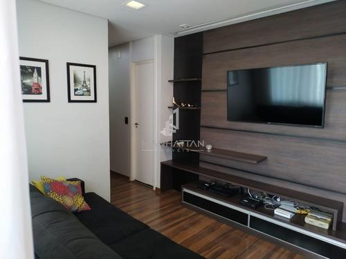 Imagem 1 de 19 de Apartamento À Venda Em Parque Villa Flores - Ap005429