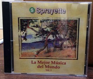 La Mejor Musica Del Mundo Vol.1 Vivaldi Cole. Sprayette Cd