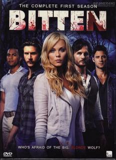 Bitten : Serie Completa En Dvd!!! 3 Temporadas