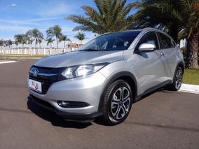 Honda Hr-v Exl 1.8 16v Flexone Aut. Prata 2016