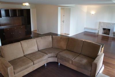 Apartamento Em Campo Belo, São Paulo/sp De 194m² 4 Quartos Para Locação R$ 6.900,00/mes - Ap218086