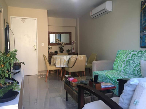 Apartamento À Venda, 75 M² Por R$ 560.000,00 - Icaraí - Niterói/rj - Ap37666