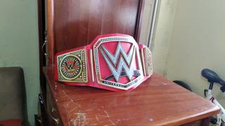 Cinturon,campeonato,wwe Universal Championship,grande,wwe