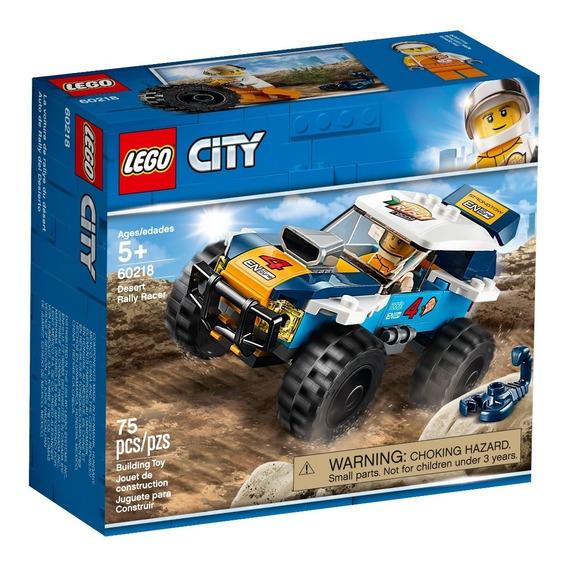 Lego® City - Coche De Rally Del Desierto (60218)