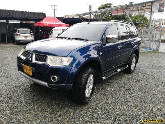 Mitsubishi Nativa Full Equipo