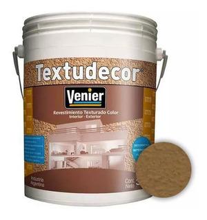 Revestimiento Texturado Textudecor Beige 30 Kg Venier