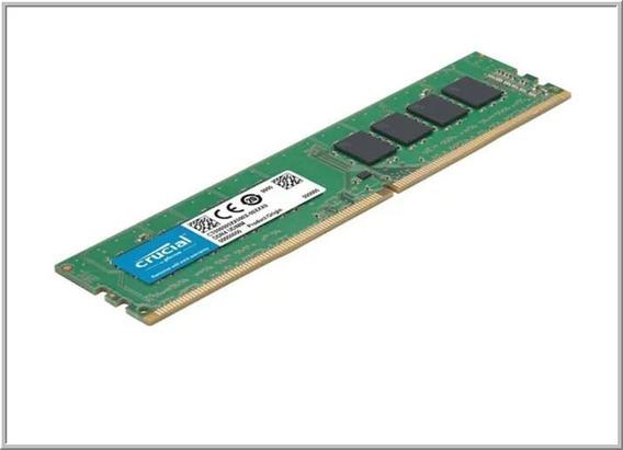 Memoria Ram Crucial 8gb 2666mhz Pc4-21300