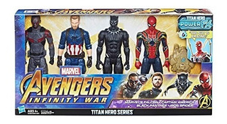 Marvel Avengers Infinity War Titan Hero Series, Falcon, Capi