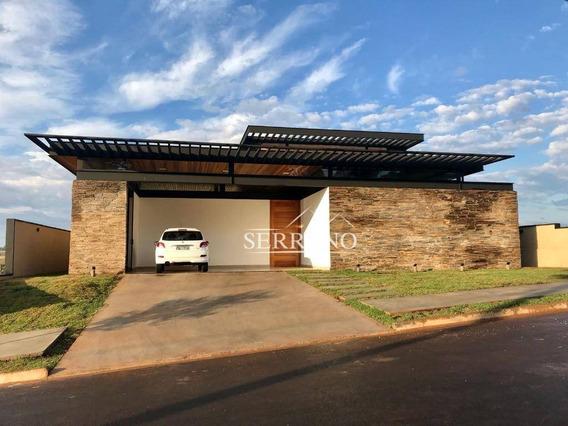 Casa À Venda, 350 M² Por R$ 1.350.000,00 - Residencial Florisa - Limeira/sp - Ca0333