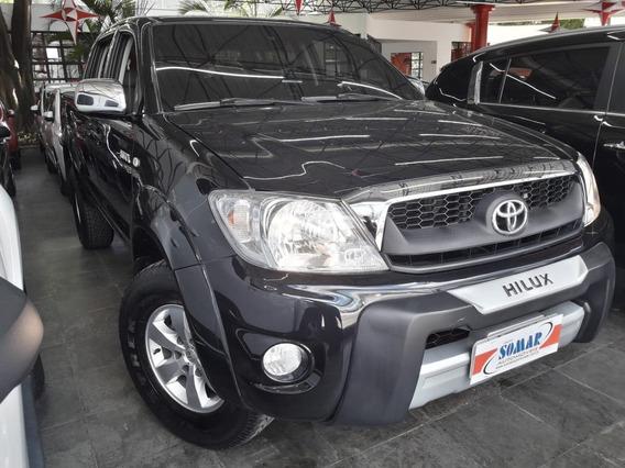Toyota Hilux 2.7 Sr 4x2 Cd 16v Gasolina 4p Manual 2009