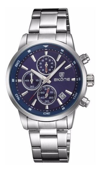 Relógio Skone - Super Promoção - Pronta Entrega