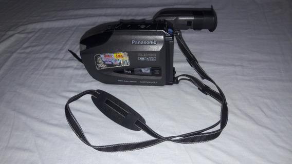 Filmadora Panasonic Palmcoder Rj295br - No Estado (sucata)