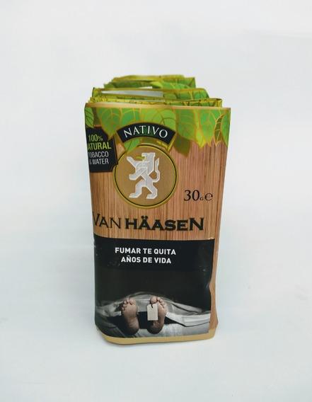 Tabaco Para Armar Van Haasen Nativo 30g X10u.