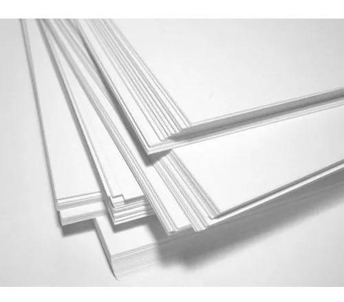 Papel Triplex 300 Gr Formato A4 400 Fls Papel Cartão