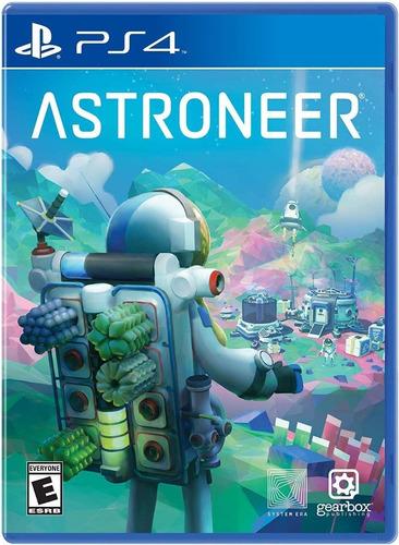 Ps4 Astroneer / Fisico