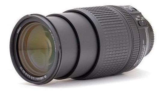 Lente Nikon 18-105 Foco Auto Vr Dx
