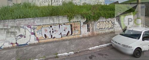 Imagem 1 de 8 de 10x22x9 Terreno Para Venda Em Avenida No Bairro Do Limão Por R$ 450.000 - Limão - São Paulo/sp - Te0045