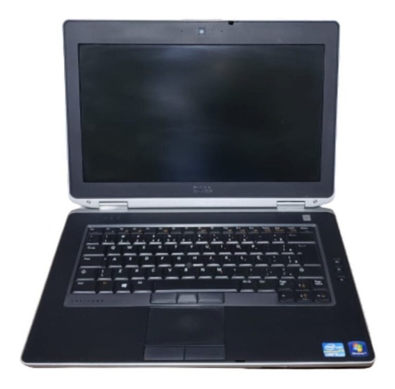 Notebook Dell Latitude E6430 Core I5 3ªgr. 8gb Ddr3 Hd 500gb