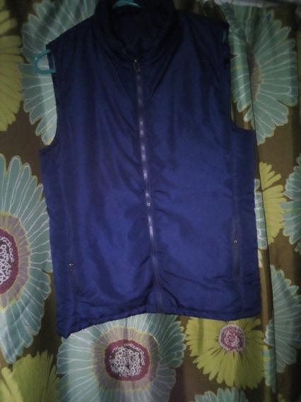 Vendo Chaleco Invierno Azul