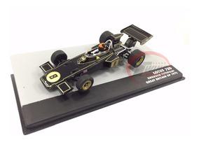 Réplica Fórmula 1 1:43 Emerson Fitipaldi Gp 1972 Risc