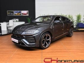 Bburago Lamborghini Urus 2017 (cinza) 1/18
