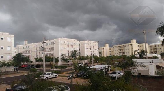 Apartamento Com 2 Dormitórios À Venda, 47 M² Por R$ 77.990,39 - Conjunto Habitacional Doutor Antônio Villela Silva - Araçatuba/sp - Ap3877