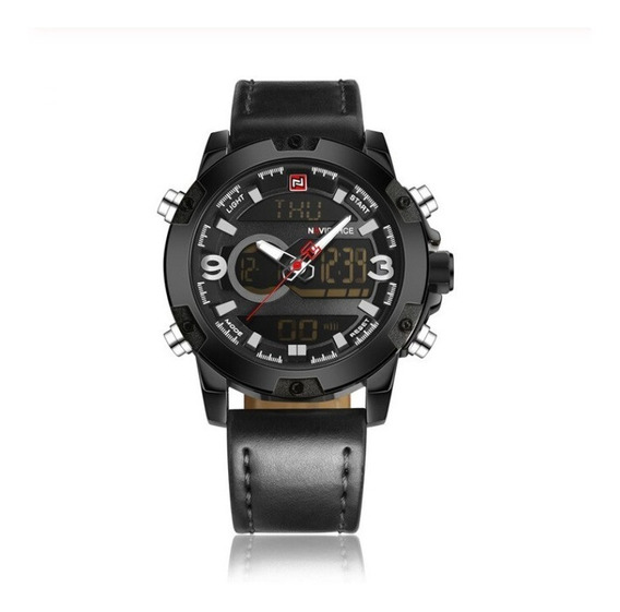 Relógio Masculino Original Naviforce Social Oficial Garantia