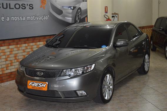 Kia Cerato 1.6 Sx2 16v Gasolina 4p Automático