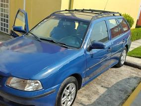Volkswagen Pointer Guayín 2001 4 Cilindros Azul Todo Funcion