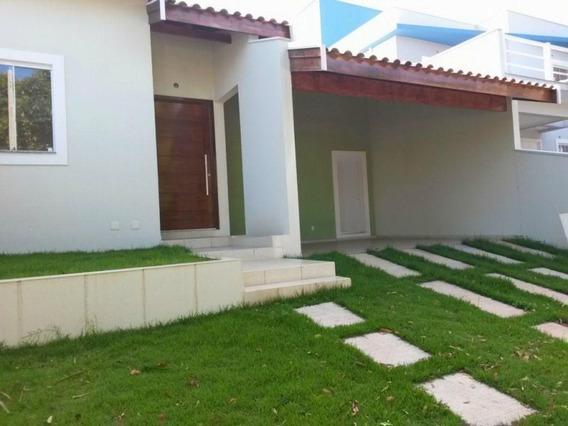Casa Térrea Em Loteamento Fechado Em Valinhos - Ca0823 - 31962766