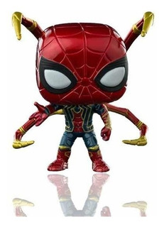 Funko Pop! Spiderman - Iron Spider #300 - Avengers Endgame