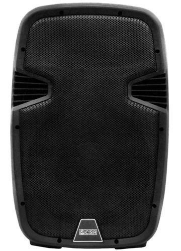 Caixa Csr-5515 Ativa 300w C/ Bluetooth Usb 15 Promoção! Ofer