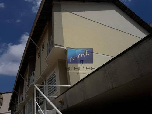 Sobrado Com 4 Dormitórios À Venda, 120 M² Por R$ 430.000,00 - Vila Matilde - São Paulo/sp - So0951