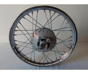 Roda Montada Moto Fan 125 2009-13
