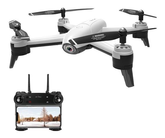 Drone Sg106 Com Câmera 4k 22min De Voo 2 Baterias Sem Gps