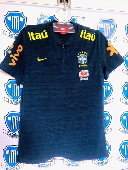 Brasil Seleção Brasileira Concentração 2019 Exclusiva Jogado