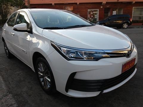 Corolla Gli Upper Flex Aut.2019