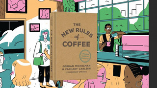 Libro The New Rules Of Coffee: A Modern Guide Barista Ingles