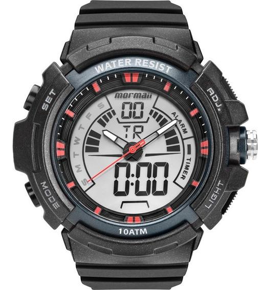 Relógio Mormaii Esportivo Mo08902/8c + Frete Gratis