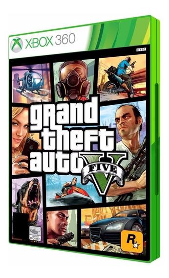Gta V Para Xbox 360 - Compre!