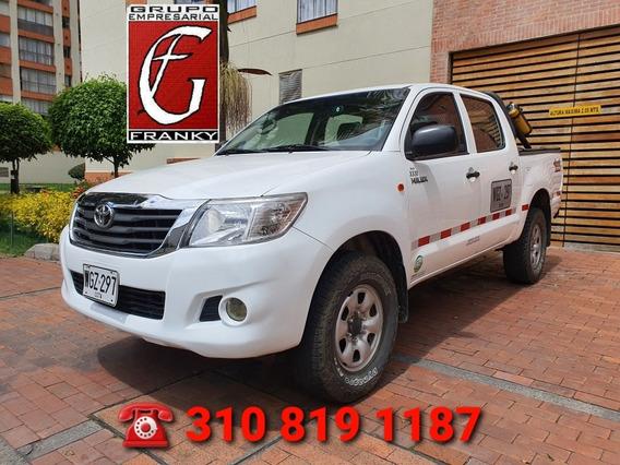 Toyota Hilux Vigo 2.5 Diesel 4x4